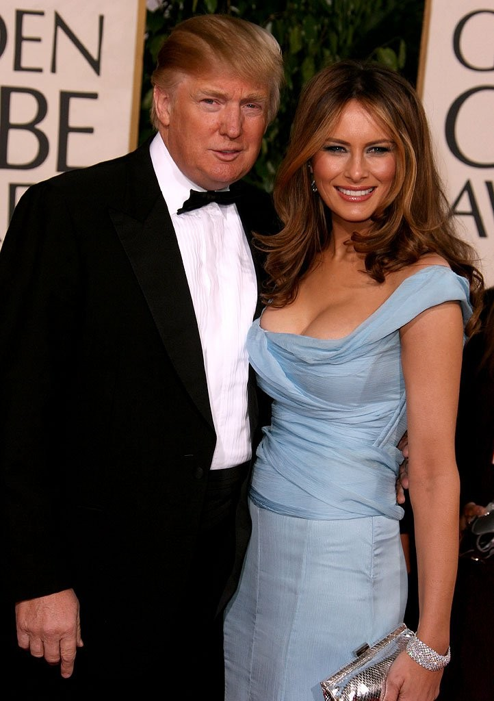 wife of donald trump - 722×1024